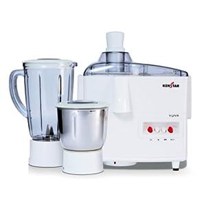 Kenstar Yuva KJY50W2A Juicer & Mixer-White