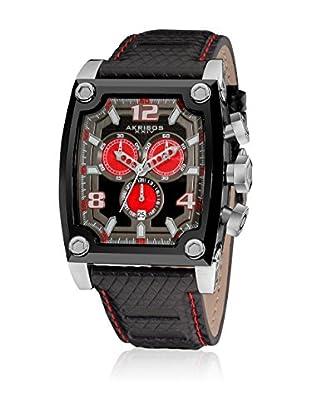 Akribos XXIV Reloj con movimiento cuarzo suizo Man AK611BK Negro
