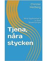 Tjena, nåra stycken: Mina Upplevelser å Liv  Som Stockholmare