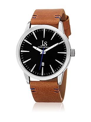 Joshua & Sons Reloj con movimiento cuarzo suizo Man JS86TN 42 mm