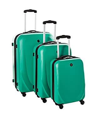Carpisa 3er Set Hartschalen Trolley