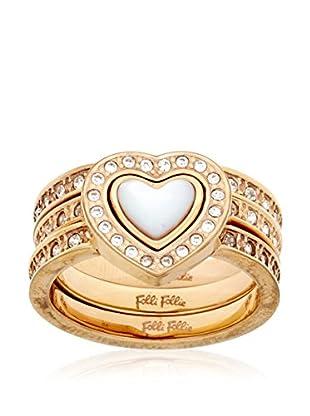 Folli Follie Ring Plhe-Playful Hearts