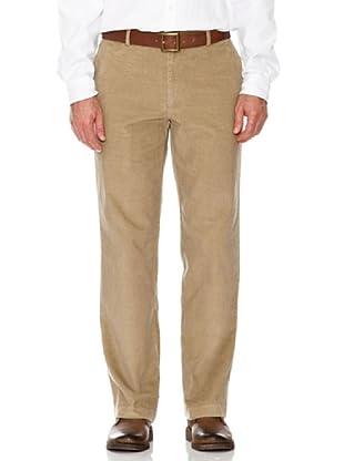 Dockers Pantalón Pana Fina Comfort (Khaki)