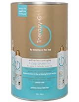 Therapy-G 4 Step System Starter Kit (90 day) Anti Hair Loss for Regular Chemically Treated Hair - 90