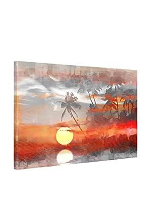 Parvez Taj Leinwandbild Reflective Sun