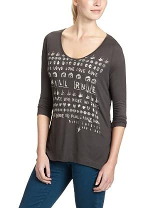 ONLY Shirt 3/4 Arm (Schwarz)