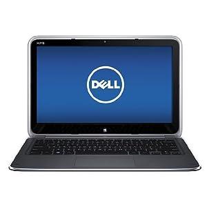 Dell XPS 12 12.5-inch Laptop (Core i7-3537U/8GB/256GB Solid State/Windows 8/Intel HD Graphics 4000), Silver