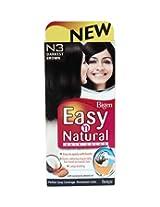 Bigen Easy n Natural, Dark Brown N3