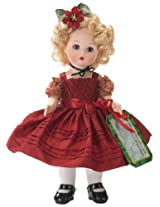Madame Alexander Wendy Wishes You a Merry Christmas Fashion Doll