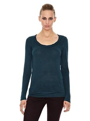 Sidecar Camiseta Básica (Azul)