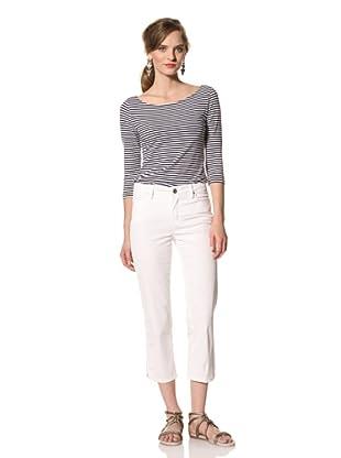 Christopher Blue Women's Juju Crop Pants (White)