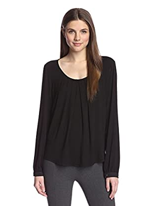 Single Women's Asa Top with Silk Back