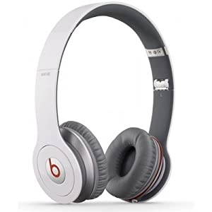 OEM Solo Wired Headphones (White) [Electronics]