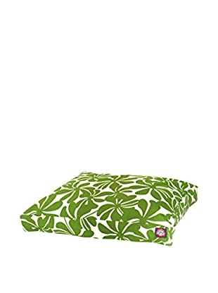 Plantation Small Rectangle Pet Bed, Sage