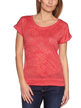 Roxy Camiseta Clouds (Rojo)