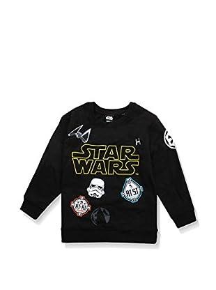 Star Wars Sweatshirt Imperial Multi Badge