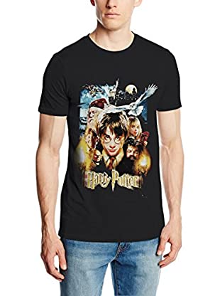 ICONIC COLLECTION - HARRY POTTER Camiseta Manga Corta Harry Potter & Friends