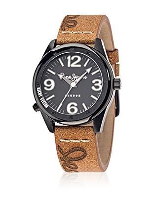 Pepe Jeans Uhr mit japanischem Quarzuhrwerk Man DISCO-TECH 46 mm