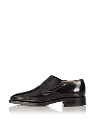 George Webb Loafer Saratoga (Schwarz)