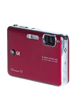 GE G2 Cámara compacta de 8 Mp (pantalla de 2.7