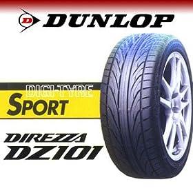 【クリックで詳細表示】ダンロップ (DUNLOP) ディレッツァDZ101 205/55R16 89V