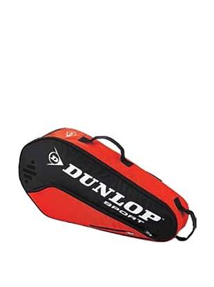 Dunlop Portaracchette Portaracchette Thermo Tour Da 3 Rosso 1
