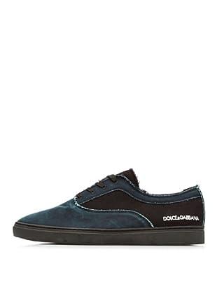 Dolce & Gabbana Zapatillas Sport (Verde Oscuro)