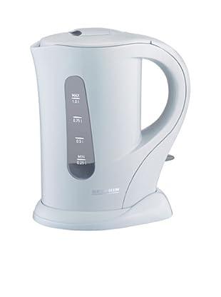Severin WK 3360 - Hervidor de agua (1 l, 1000 W), color blanco