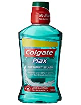 Colgate Plax Fresh Mint Mouthwash - 500 ml
