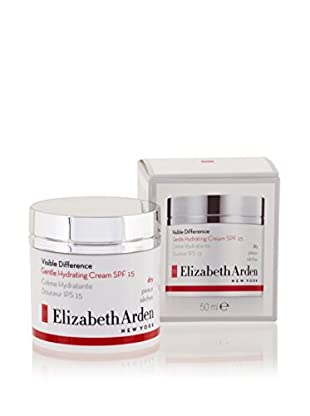 Elizabeth Arden Visible Difference Gentle Hydrating Cream SPF 15 50ml, Preis/100 ml: 153 EUR