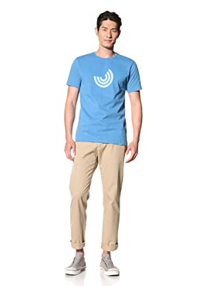 Two Thirds Men's Icon Tee (Directoire Blue)