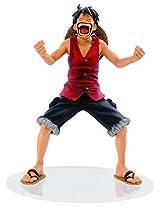 Banpresto One Piece 5.5-Inch Luffy Figure, Dramatic Showcase 3rd Season Volume 4