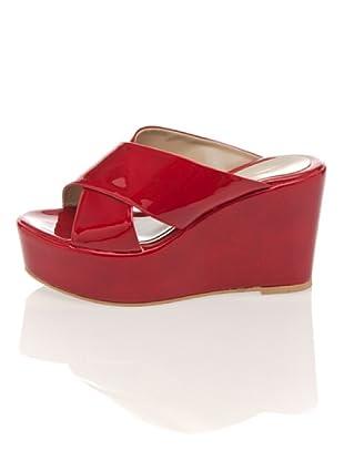 Pollini Pantolette (Rot)