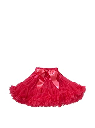 Tutu Couture Girl's Pettiskirt (Raspberry)