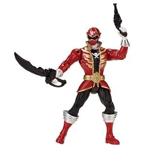 Power Rangers Super Megaforce Red Ranger Hero Action Figure