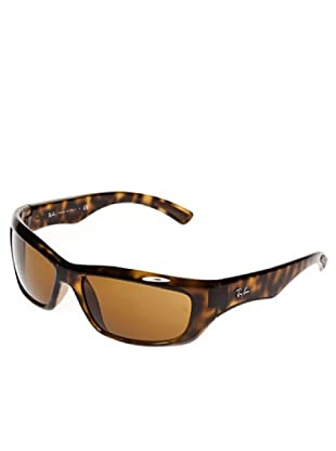 Ray Ban Sonnenbrille Carey 710 braun 60