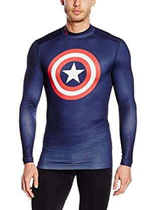 Under Armour Camiseta Manga Larga Trainingsshirt Cold Gear Superman Alter Ego