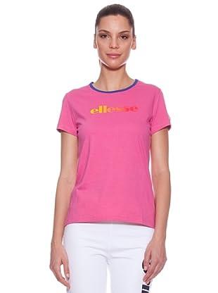 Ellesse Camiseta Graphic (Fucsia)