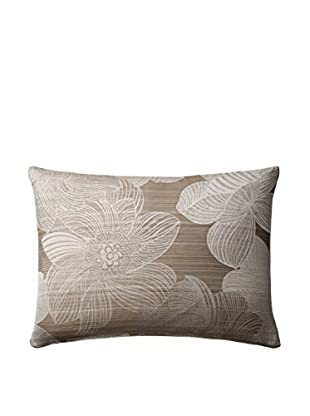 Nancy Koltes Giorgio Decorative Pillow (Espresso)