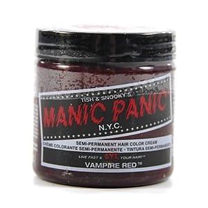Manic Panic Classic Cream Semi-Permanent Vegan Hair Color - Vampire Red