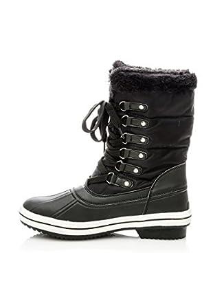 Vertigo Botas de Nieve Flash (Negro)