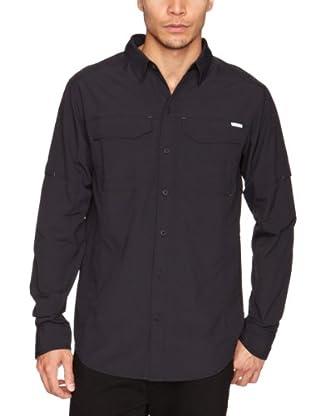 Columbia Camisa Foix (Negro)