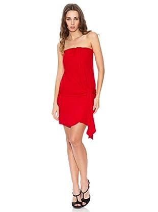 Mango Vestido Sutton (Rojo)