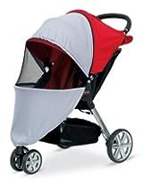 Britax B - Agile Stroller UV Mosquito Net