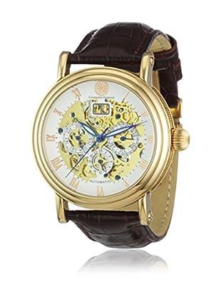 Constantin Durmont Reloj automático Unisex CD-SKEL-AT-LT-RGRG-WH  42 mm