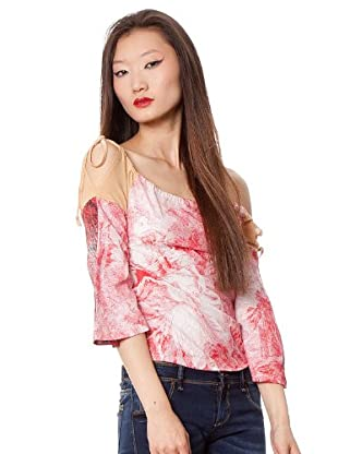 Custo Camiseta Camillie (Multicolor)