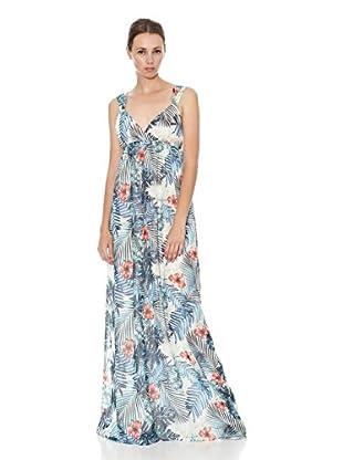 Mango Kleid Datil (blau)