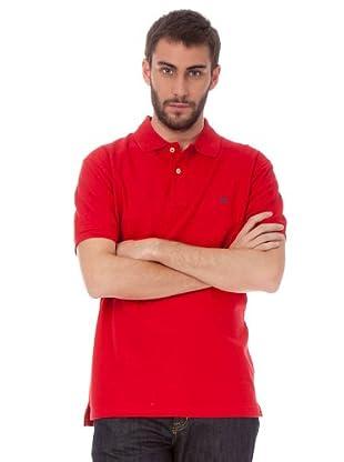 PEDRO DEL HIERRO Polo Basic (Rojo)