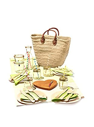 ACME Party Box Picnic Basket for 4