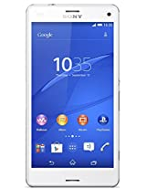 "Sony Xperia Z3 Compact D5803 16GB Unlocked GSM LTE 4.6"" 20MP Camera Smartphone - White - International Version No Warranty"